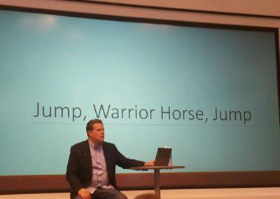 Jump, Warrior Horse,Jump